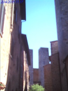 webcam San Gimignano
